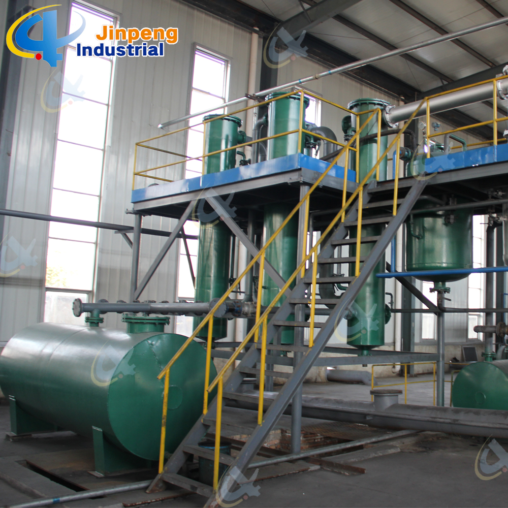 tire stripping pyrolysis plant