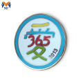 Hard enamel custom button badge maker wholesale