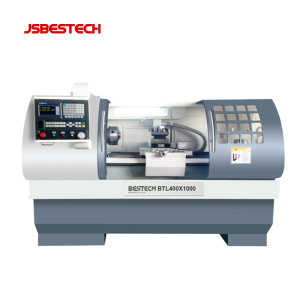 BTL400 400mm swing cnc lathe machine for sale