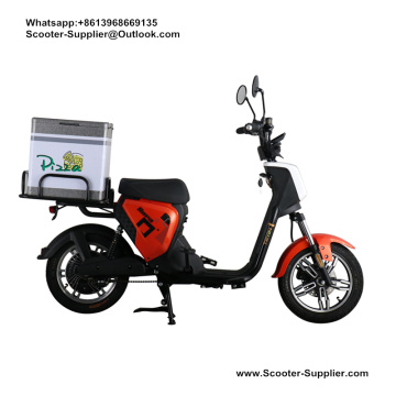 Mini Electrical Scooter For Foods Delivery