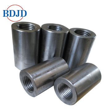 connecting thread steel rebar coupler price