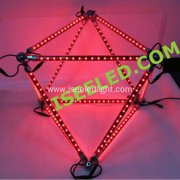 DC12V Colorful Triangle Dmx Pixel Led Digital Bar