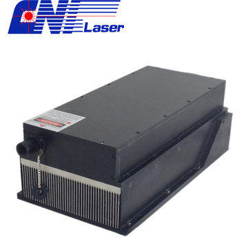 High Peak Power Laser for Crystal Laser Engraving