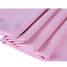 Super Bright Mirror Surface Pu Leather for Garment