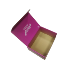Eco-Friendly Recyclable Luxury Natural Carton Packaging Box