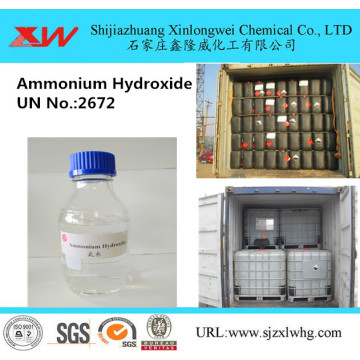 23% solution of Aqua Ammonia