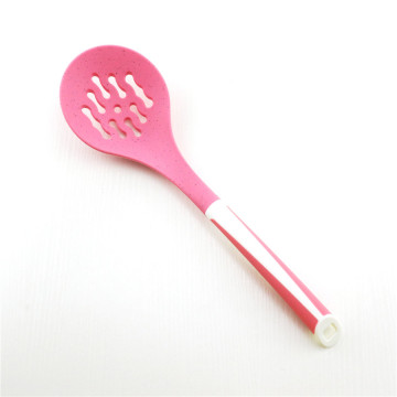 Nonstick Silicone Kitchen Skimmer With PP Handle