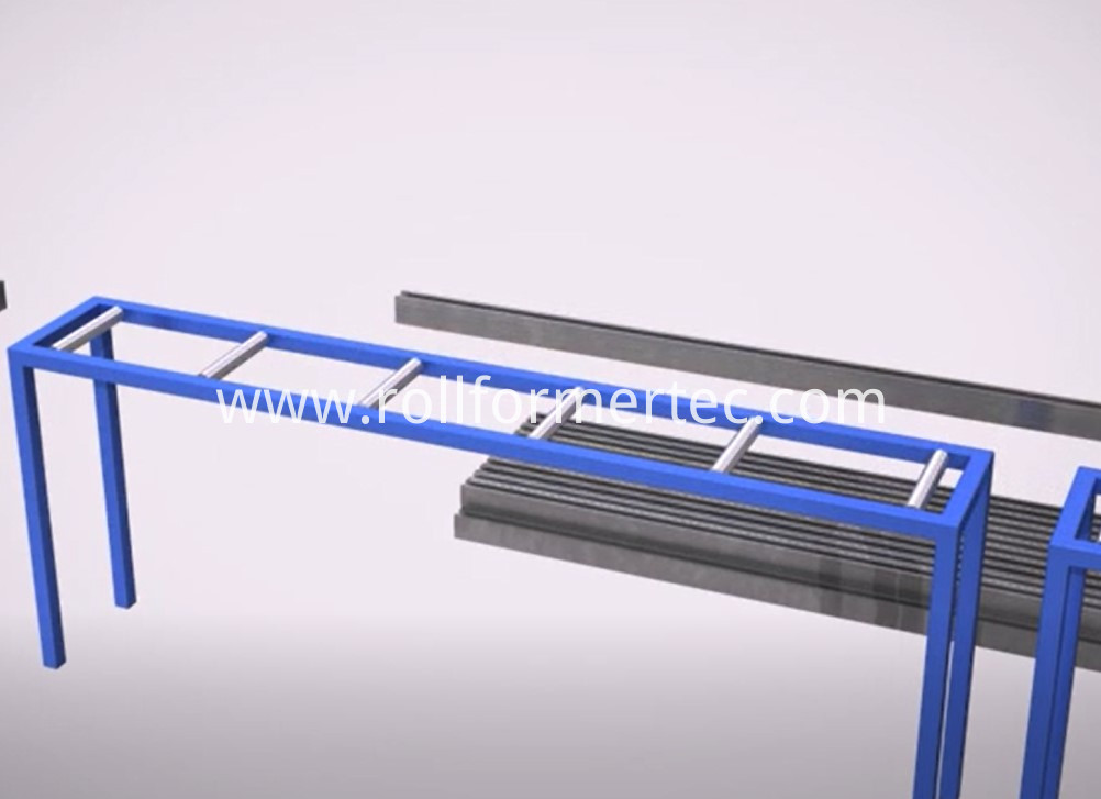 Galvanized Steel Strut Channel rollformers