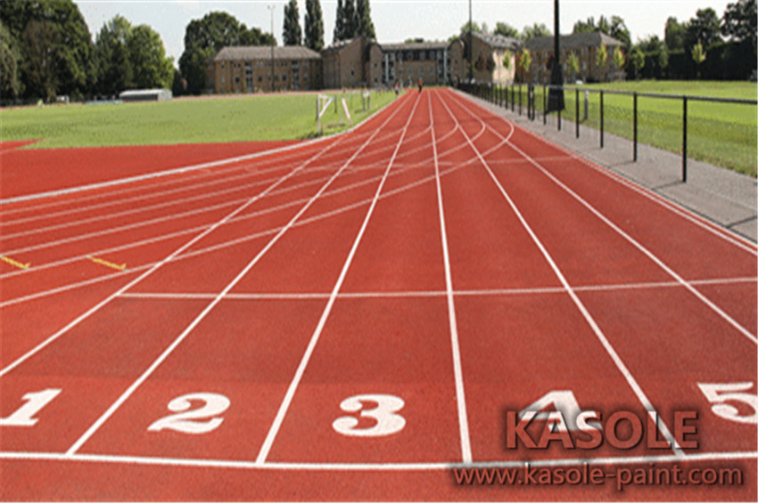 Pu Athletic Running Track