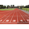 PU Outdoor running track