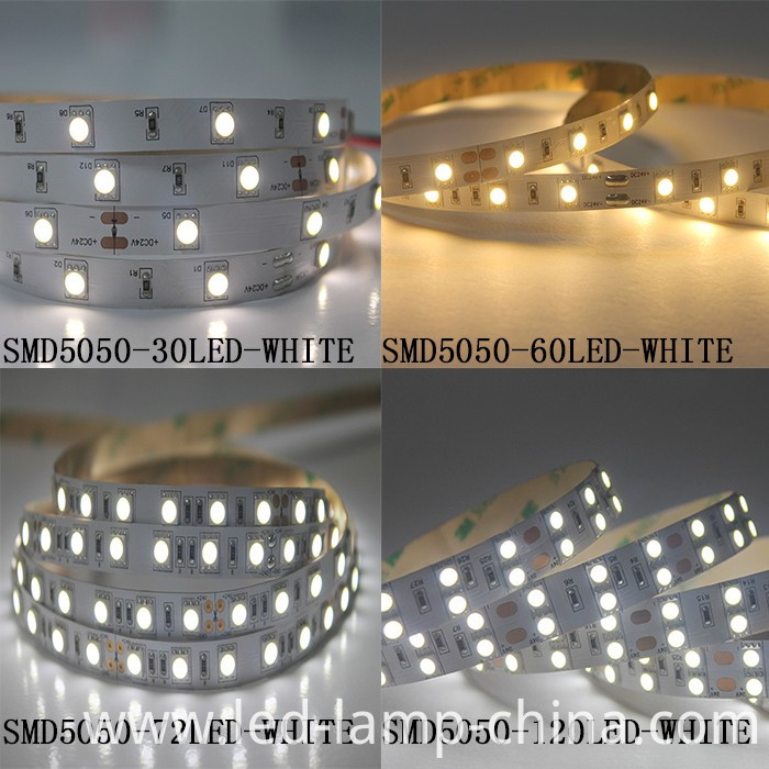 5050-LEDS comparation