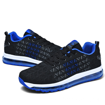 fashion sport men mesh running shoes