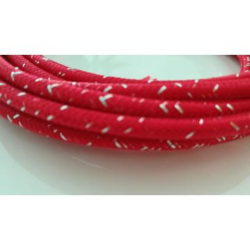 Nonexpandable Cotton Sleeving woven Cable