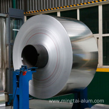 Mingtai aluminum 1060 aluminium coils used in power battery soft connection