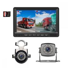 reverse camera system ip68 lcd reversing parking camera