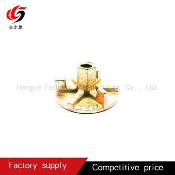 Formwork Anchor Nut Three Wing Anchor Nut