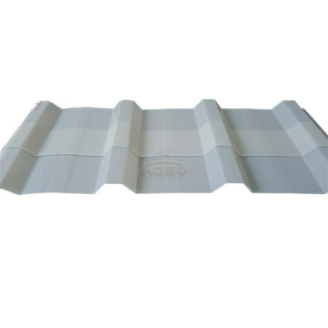 Polycarbonate Roofing Sheet Greenhouse Corrugated Roof Panel