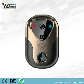 Home Security 720p Wifi Doorbell IP Camera