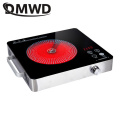 DMWD Electrical Magnetic Waterproof Induction Cooker Hob Oven Hot Pot Stove With Timer Ceramic Heating Furnace Cooktop Plate EU