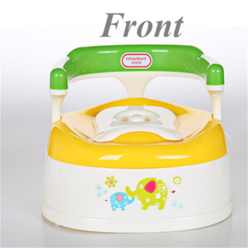 Safe Plastic Baby Potty Chair Infant Training Closestool