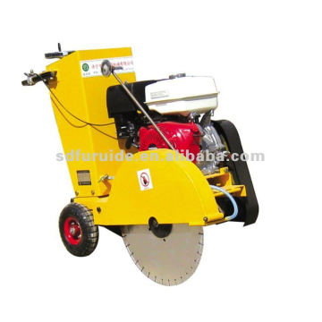 Gasoline Concrete Road Cutting Machine with Honda Engin FQG-500