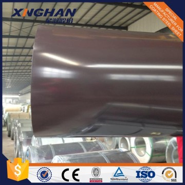 Factory Iron And PPGI Color Coated Steel Coil
