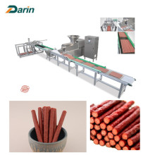 Munchy Dog Meat Stick Processing Line