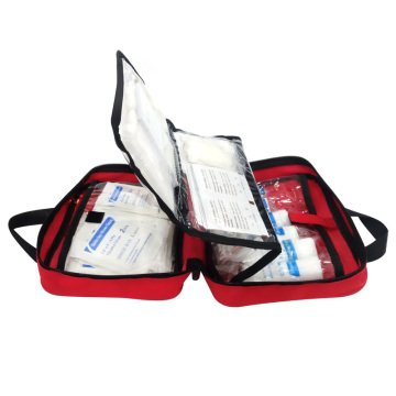 Portable First Aid Kit Medical Supplies Emergency Kit