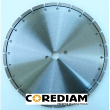 300mm Laser Welded Tuck Point Cutting Blade