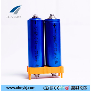 Secondary Li ion battery 38120-10Ah cell