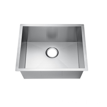 22189R-T Undermount Handmade Kitchen Sink