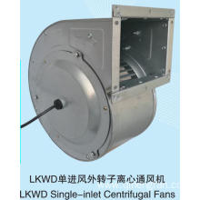 LKWD Single-inlet Centrifugal Fans