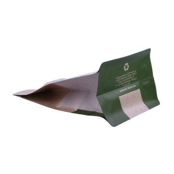 reusable aluminum foil bag personalized tea bag