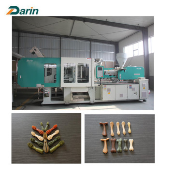 Alligator Dental Dog Chews Injection Moulding Machine