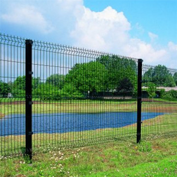 7 feet high wire mesh fence panels