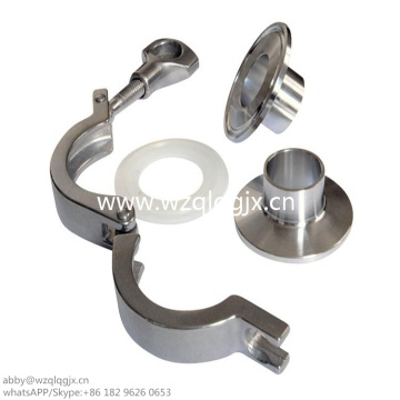 Stainless Steel Pipe Fittings  Pipe Clamp