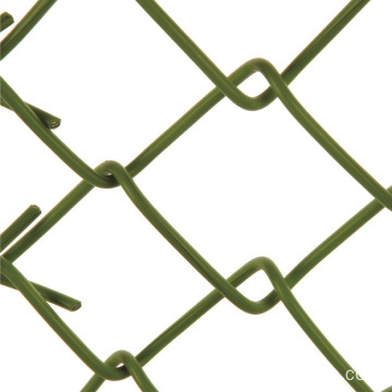 used hot dipped galvanized construct chain link fence