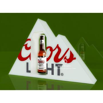 Coorslight levitation floating display