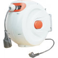Retractable Power Electrical Chain Store Cord Reel