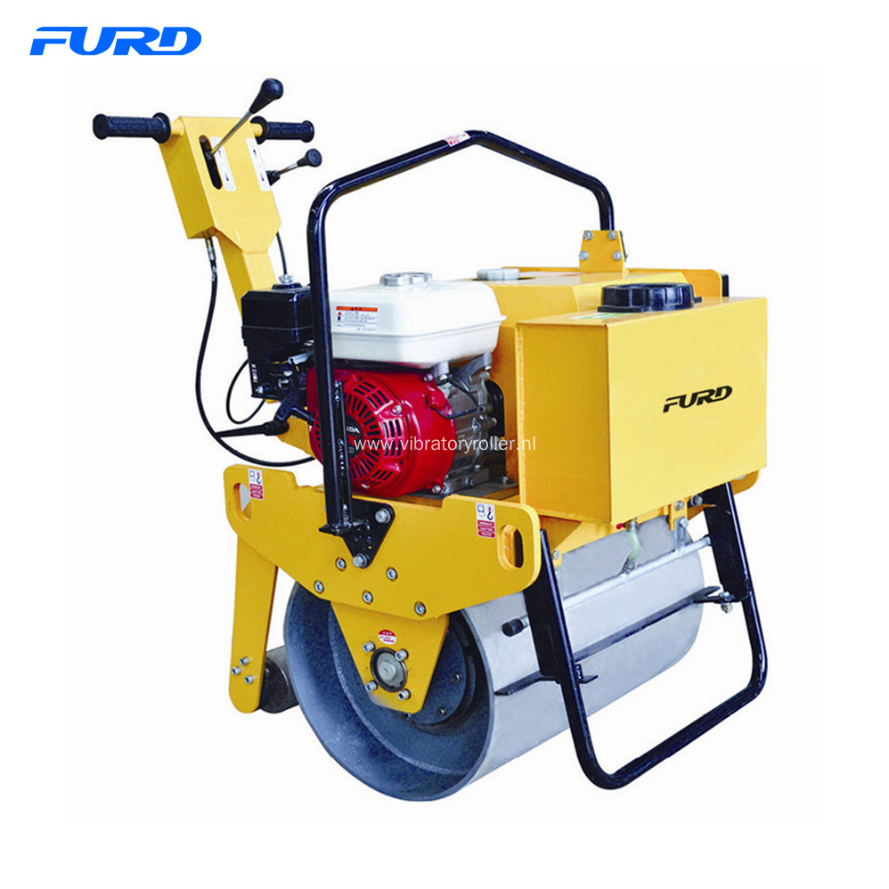 Mini Single Drum Vibratory Roller Compactor