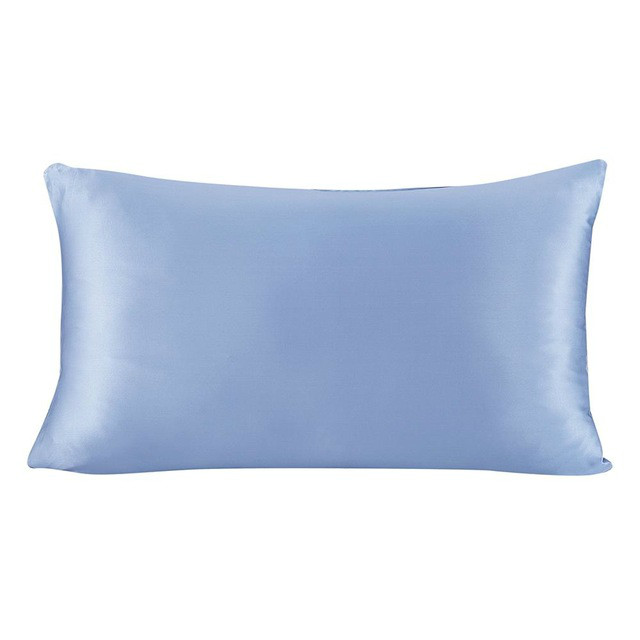 Light Blue Pillowcases