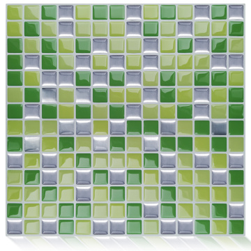 Kitchen Mosaic Peel Vinyl Self Adhesive Tile Stickers