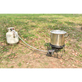 30000 BTU Camping Burner Stove Gas Cooking Cooker