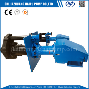 Naipu 100SV-SPR Vertical Rubber Slurry Pump