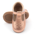 Bling Fancy Toddler Shoes T-bar Girl Shoes