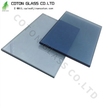 Glass Panels For Exterior Walls
