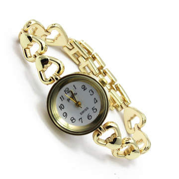 Fashion Metal Ladies Bracelet Wrist Watches