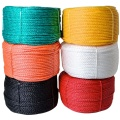 long life Tensile resistance 3mm twist polypropylene rope