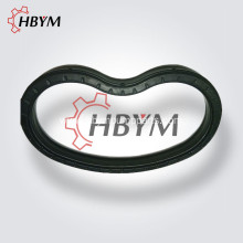 Schwing Concrete Pump Rubber Kidney Seal DN180