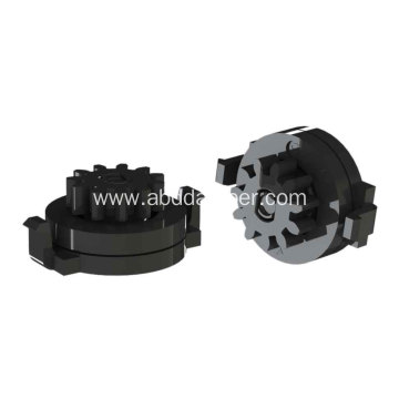 Small Gear Rotary Damper For Car Ashtray